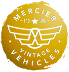 Mercier Vintage Vehicles Logo
